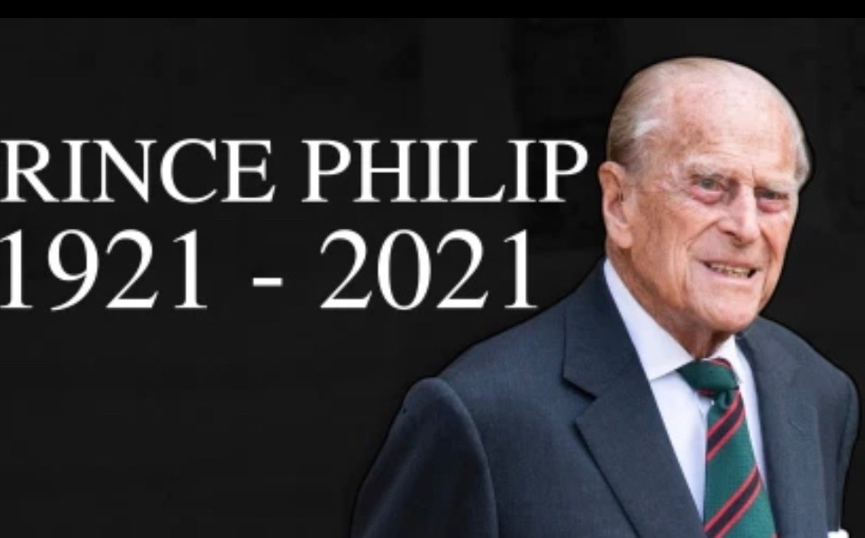 Prince Philip passes at Age 99 UK MOURNS