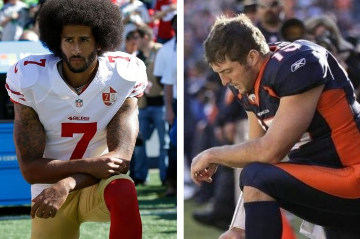 Tim Tebow Gets A Shot But Colin Kaepernick Can't Even Get A Tryout