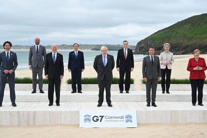 G7 Summary: U-N-I-T-Y & Combating Climate Change