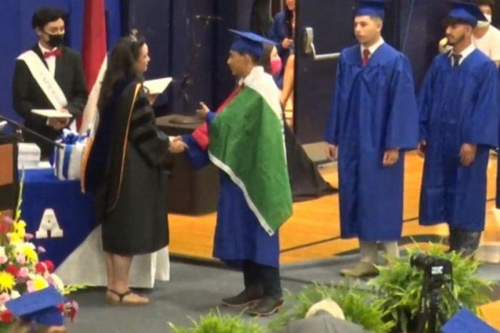 High School Graduate Denied Diploma For Violating Dress Code
