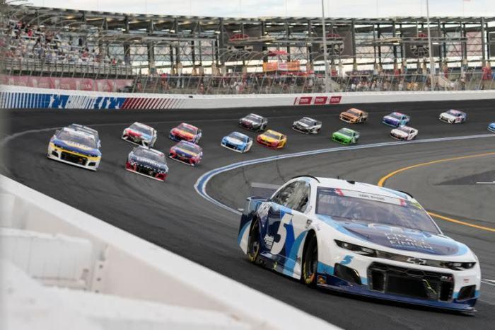 NASCAR's Lastest Power Rankings Has A New #1