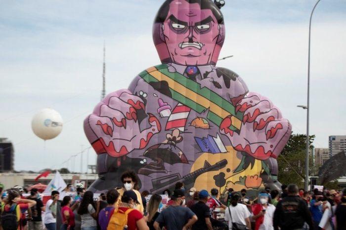 Brazil Wants & Deserves Change & Bolsonaro Out