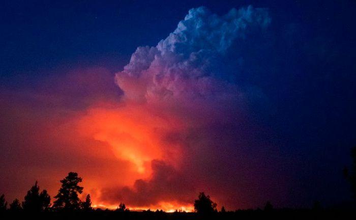 364,000 Acres Burned In Oregon Bootleg Fire