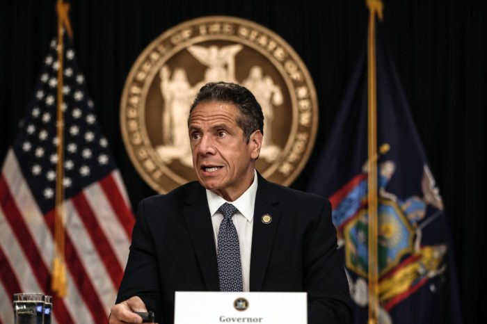 Cuomo Forced To Resign After Sexual Harassment Onslaught