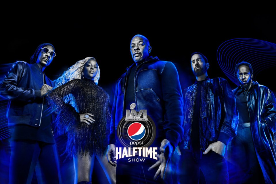 DreDay In February At Superbowl Halftime Show