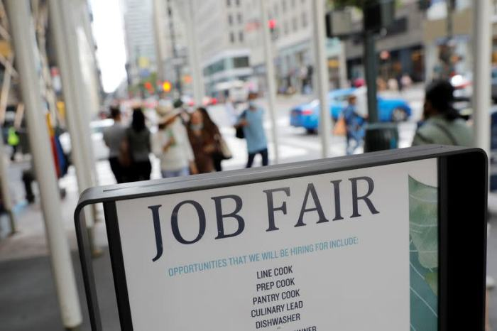 A Great Sign As US Jobless Claims Fall