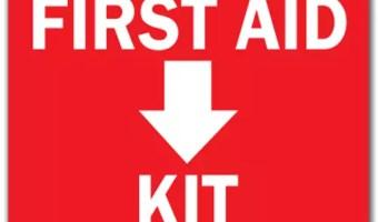 Kits de emergência