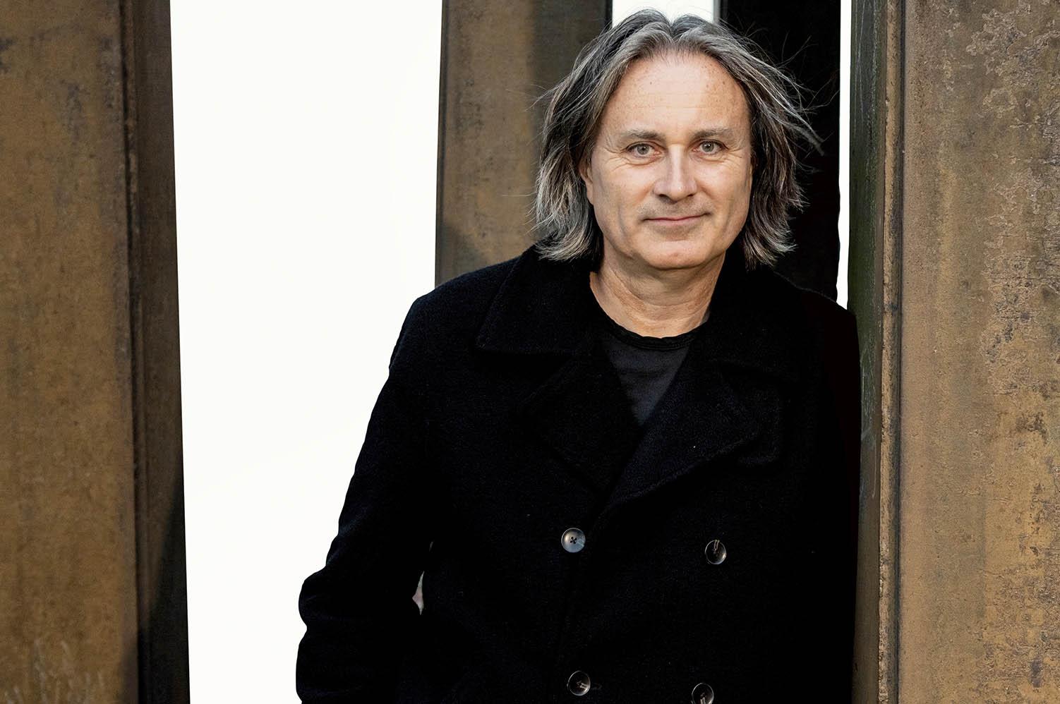 Hållbar musik lockar brittisk kompositör till Helsingborg