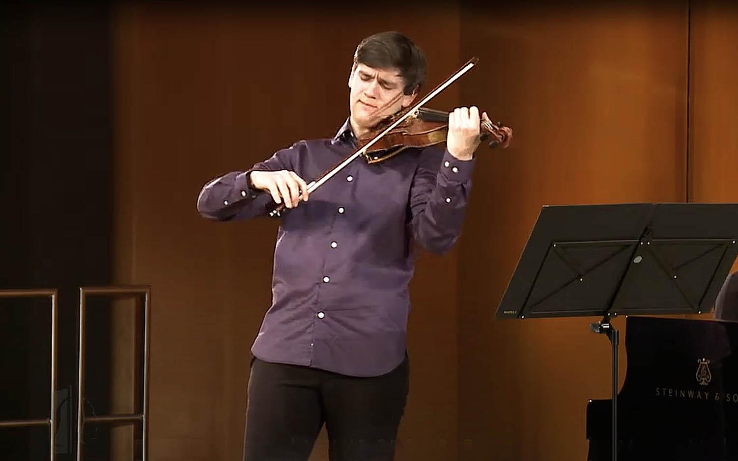 Violinistnamn att lägga på minnet