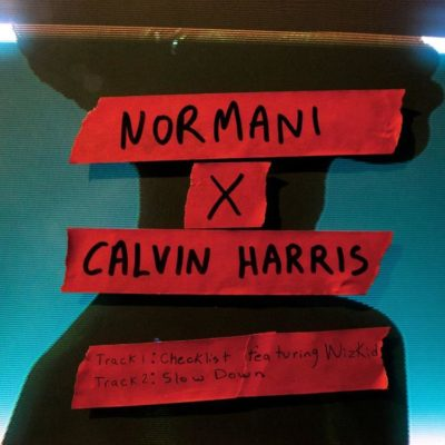 Download Mp3: Normani X Calvin Harris – Checklist ft. WizKid
