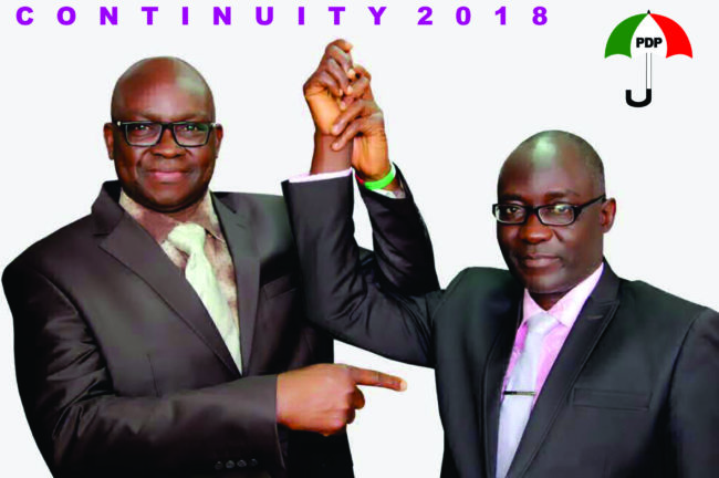 PDP Rejects Ekiti state Election Result