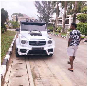 Checkout Obafemi Martins N500m Banana Island Mansion