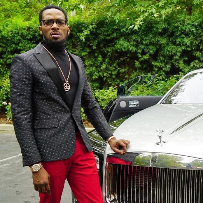 D'banj Set To Release Song In Honour Of His Wife, Listen To Part Of The Song