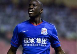 Ex-Chelsea striker Demba Ba at centre of China racism row
