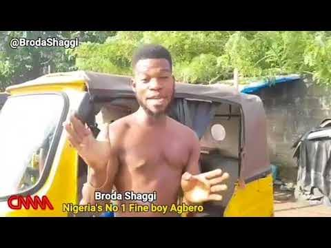 Download Broda Shaggi Oya Hit Me Video Mp4
