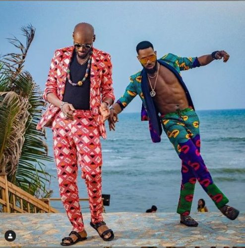 D'Banj 2Baba Baecation mp3 download