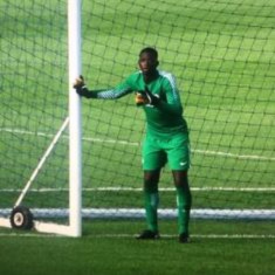 Former Chelsea goalkeeper wants to play for Nigeria