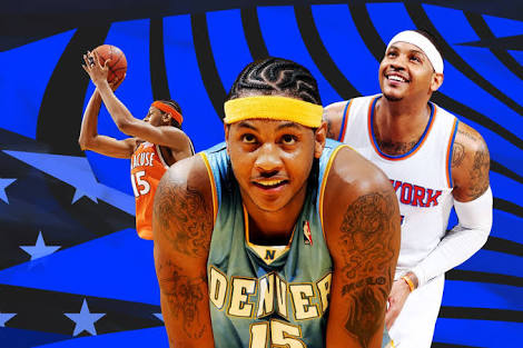 carmelo anthony joins portland trail blazer