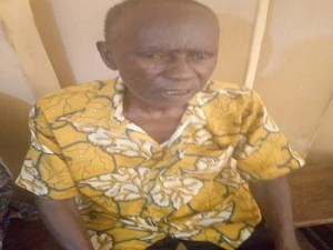 75 years old man arrested for defiling two children aged 2 and 4 in Anambra
