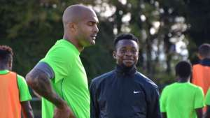 Former Super eagles goalkeeper Carl Ikemea plans to give to Vulnerable Nigerians |COVID19