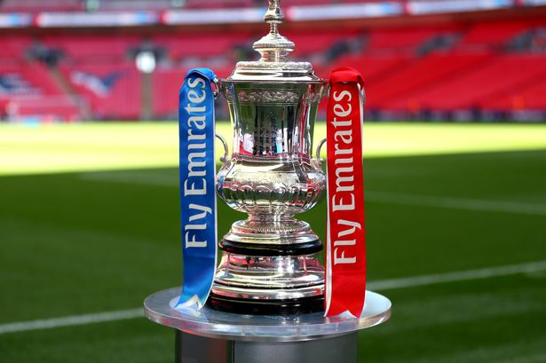 FA Cup Semi-Final Fixtures; Arsenal vs Manchester City and Manchester United vs Chelsea