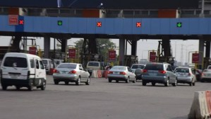 A Lekki toll gate Staff test positive for COVID-19.