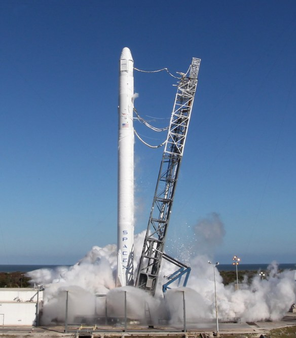 spacex launch copy