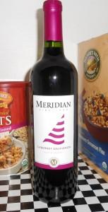 Jim's wine bottle