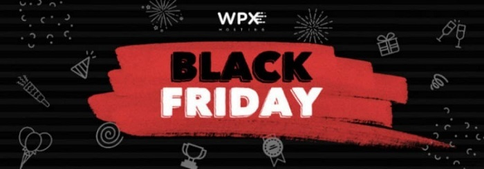 WPX Black friday sales