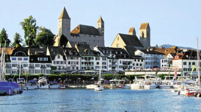 Ravishing Rapperswil, Switzerland