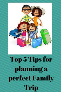 Family Traveling Tips