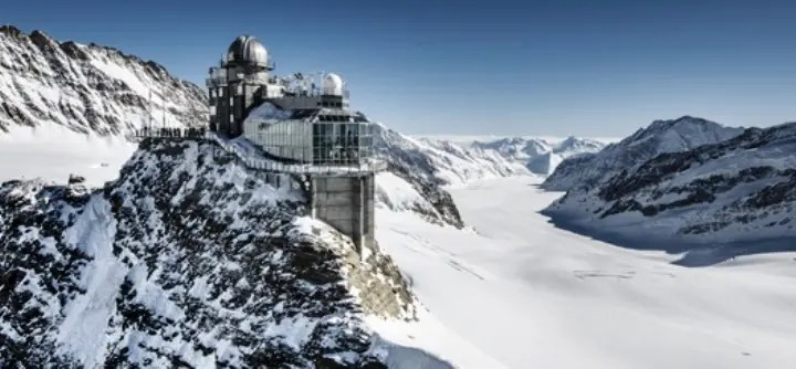 A breathtaking journey to the Top of Europe