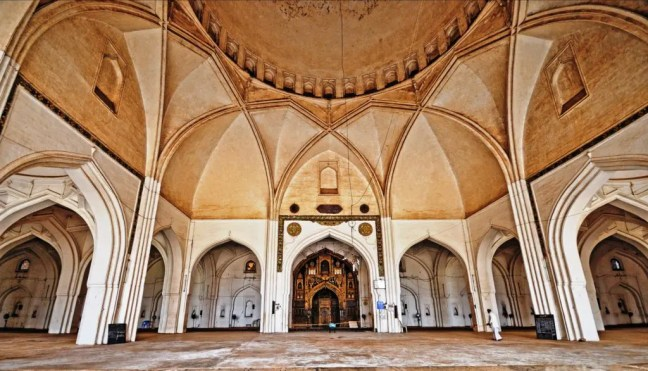 Jumma Masjid, Bijapur Gol Gumbaz