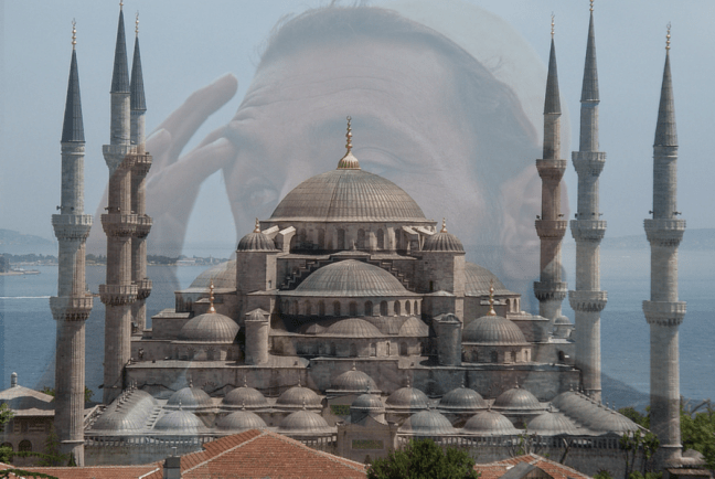 Monuments - Blue Mosque, Istanbul
