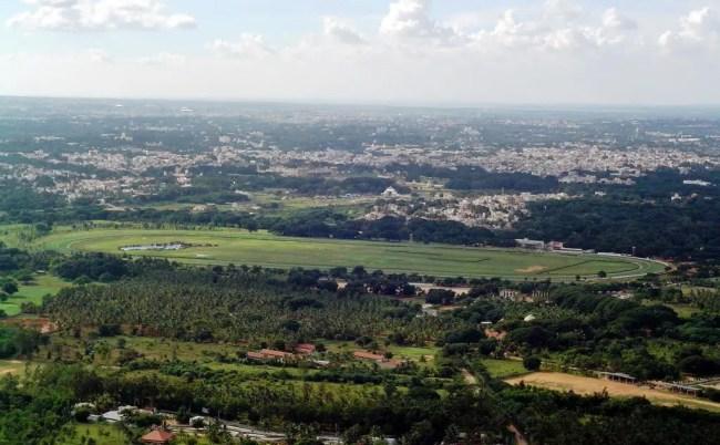 Mysore Chamundi hills