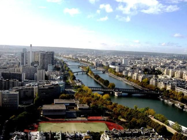 River Seine Paris
