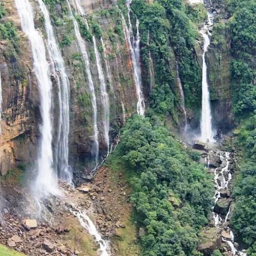 Cherapunji Meghalaya