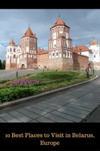 10 Best Places to Visit in Belarus