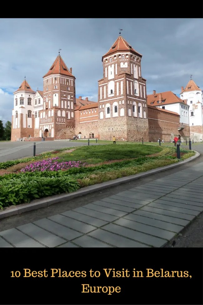 The top 10 best places to visit in belarus europe for Best countries to travel in europe