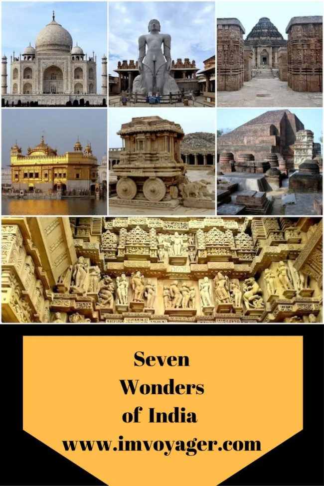 Seven Wonders of India