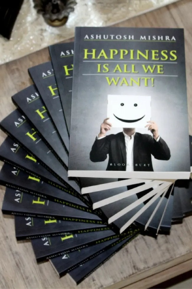 Happiness is All We Want – A book review