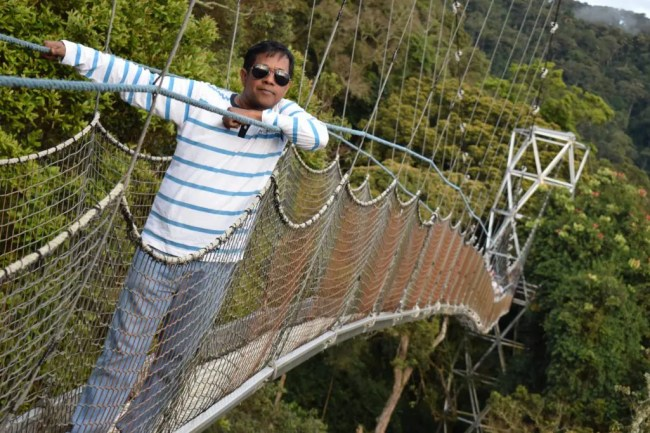 Nyungwe Canopy Walk
