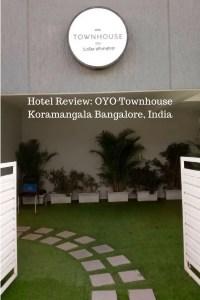 OYO Townhouse Koramangala Bangalore