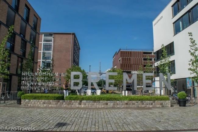 Bremen city