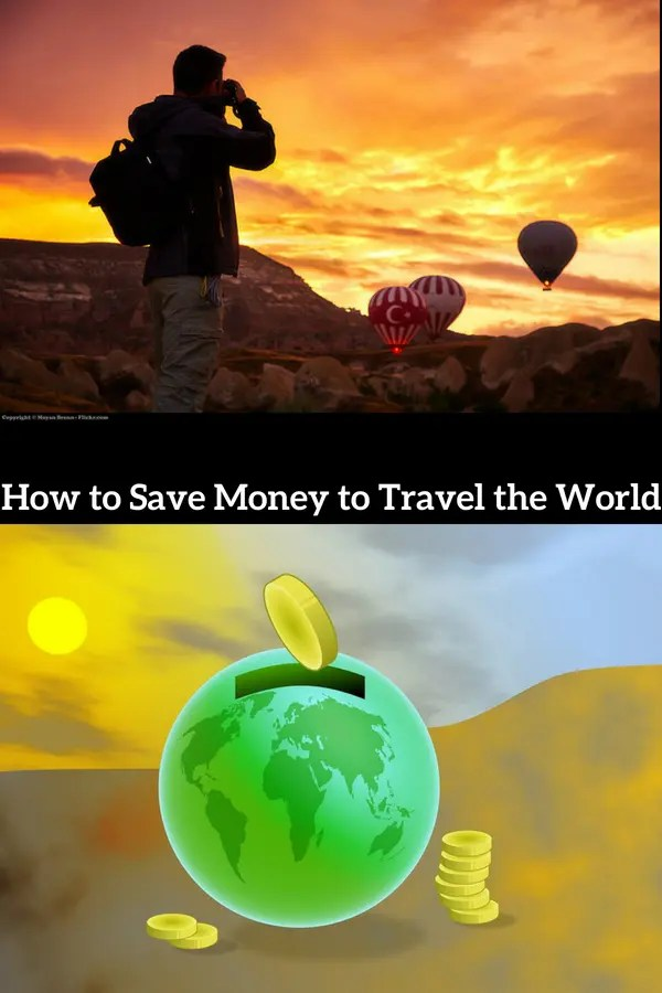 How to Save Money to Travel | How to Save Money for Your Vacation | Easy Ways to Save Money to Travel the World | how to save money for travel | saving for travel | how to save money for a trip | how to travel the world | how to travel cheap | cheap travel | budget travel | get paid to travel the world | fund my travel | cheapest way to travel the world | best way to travel the world | #travel #traveltips #savemoneytotravel #savemoney
