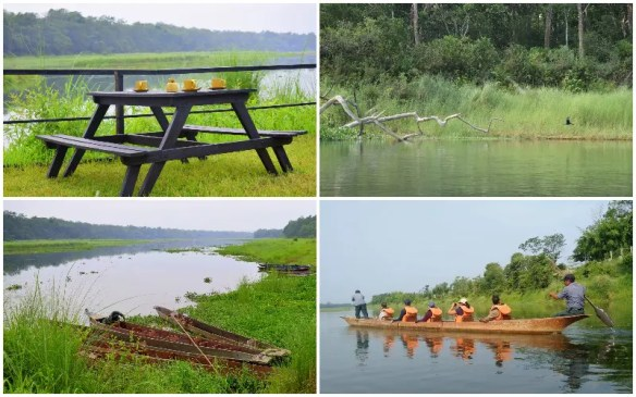About chitwan national park