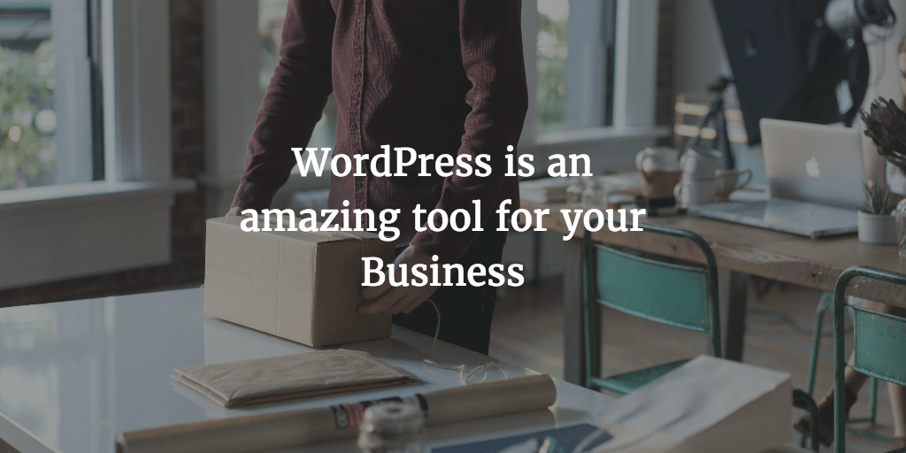 WordPress – Simply Good For Business
