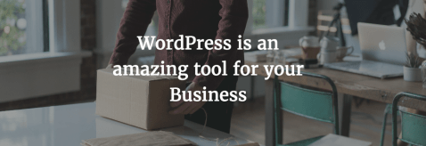 WordPress - Simply Good For Business