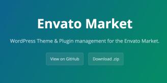 Envato Market Plugin
