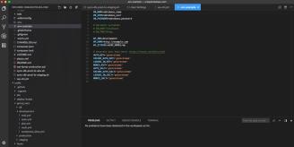 Visual Studio Code Custom Settings